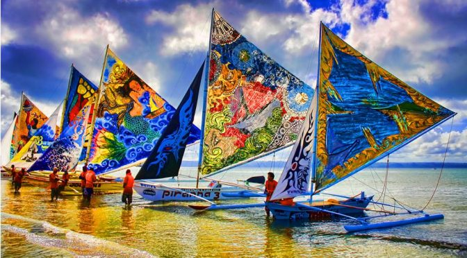 Paraw Regatta