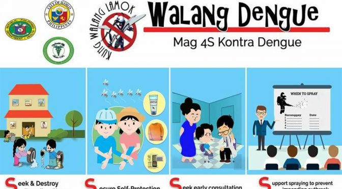 ILOILO CITY DENGUE UPDATE